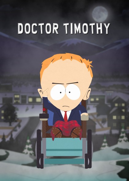 South Park Coon And Friends Doctor Timothy