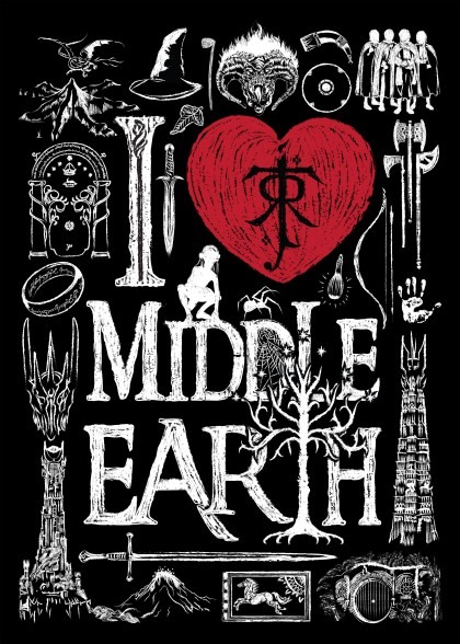 I love Middle Earth