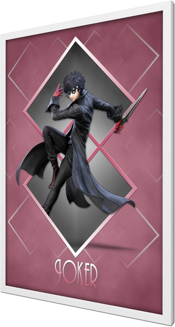 Super Smash Bros Ultimate Persona Joker Phantom Thief, Super, Smash, Bros, Ultimate, Brawl, Melee, Nintendo, Switch, N64, GameCube, Wii, Wii-U, DS, 3DS, GameBoy, SNES, NES, Persona, Joker, Phantom, Thief