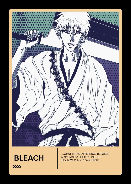 bleach hollow, anime, manga, fantasy