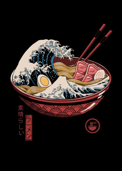 Great Ramen Wave