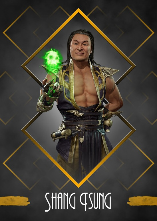 Mortal Kombat Shang Tsung, Mortal, Kombat, 11, MK11, Fighter, Fighting, Tournament, Outworld, Sub-Zero, Scorpion, Raiden, Shang, Tsung