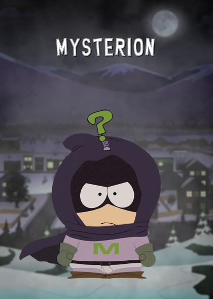 South Park Coon And Friends Mysterion
