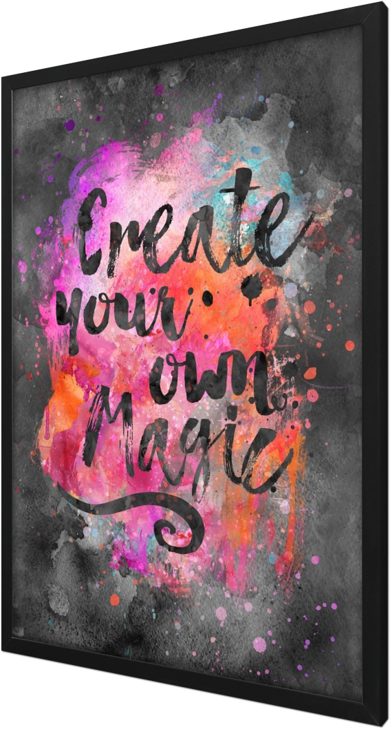 Create Your Own Magic!
