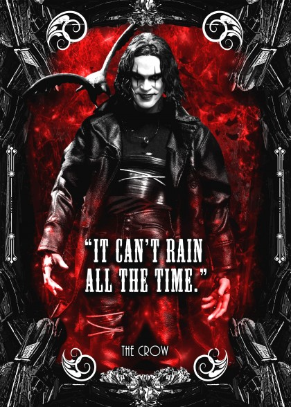movie quote the crow