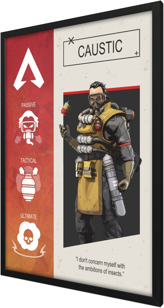 Apex Legends Abilities Caustic