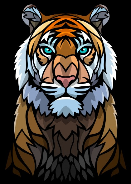 Tribal Tiger