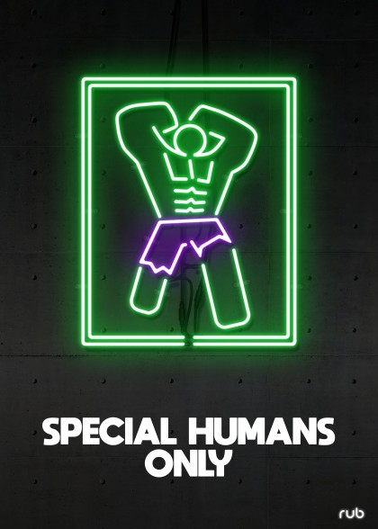 SPECIAL HUMANS ONLY III